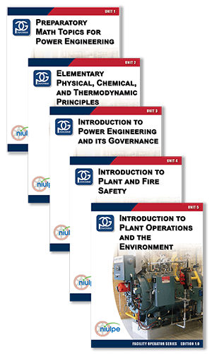 NIULPE Facility Operator Full Series [Ed. 1.0] (25 Units)